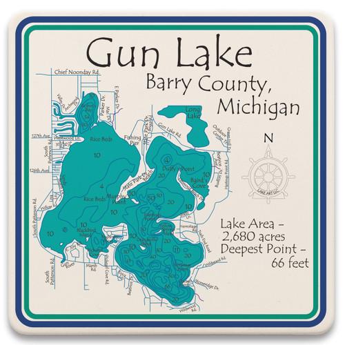 Gun Lake LakeArt