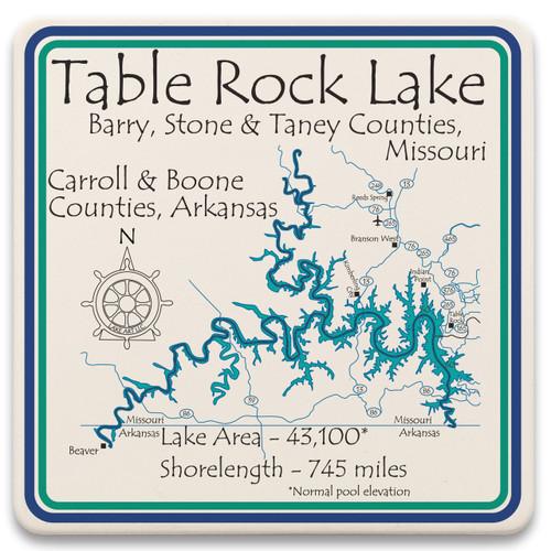 Table Rock Lake LakeArt