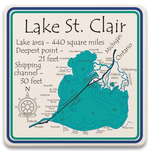 Lake St. Clair LakeArt