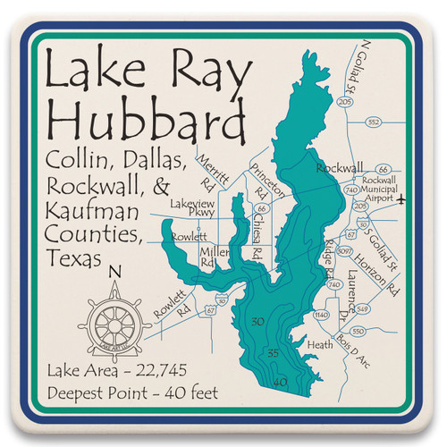 Lake Ray Hubbard LakeArt
