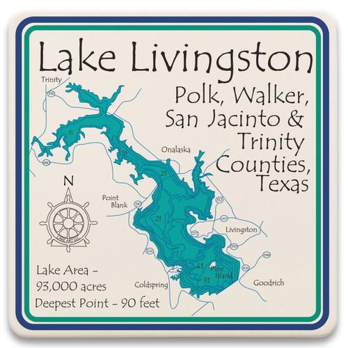 Lake Livingston  LakeArt