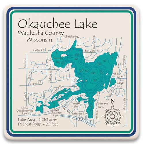 Okauchee Lake LakeArt