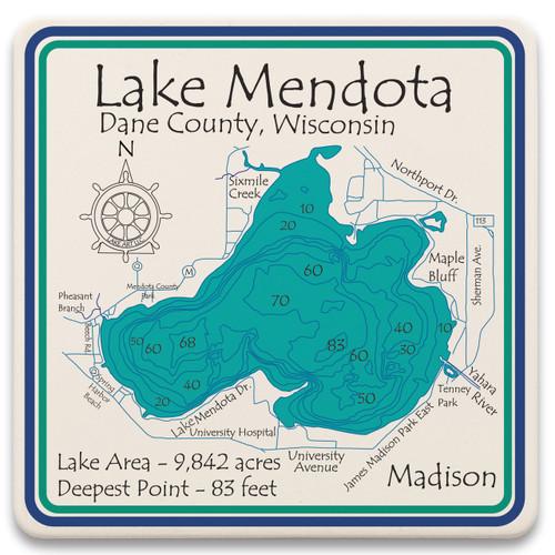 Lake Mendota LakeArt