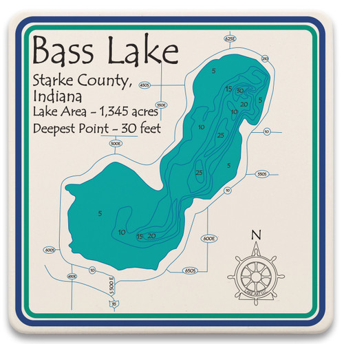 Bass Lake LakeArt