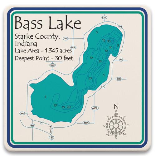 Bass Lake LakeArt