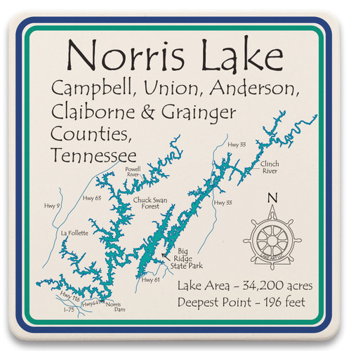 Norris Lake LakeArt