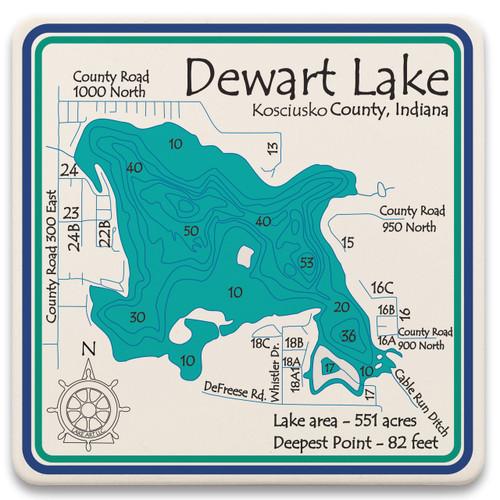 Dewart Lake LakeArt