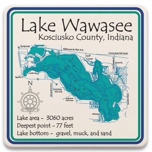 Lake Wawasee LakeArt