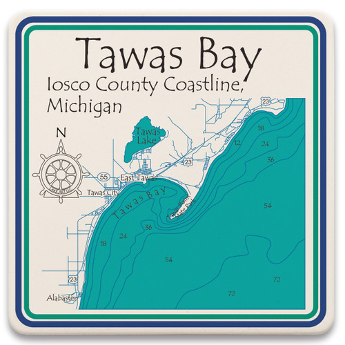 Tawas Bay LakeArt