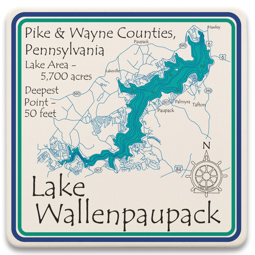 Lake Wallenpaupack LakeArt