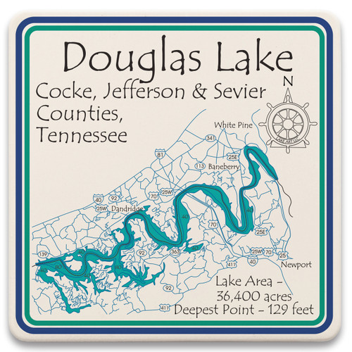 Douglas Lake  LakeArt