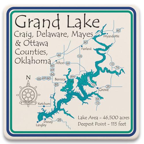 Grand O the Cherokee LakeArt