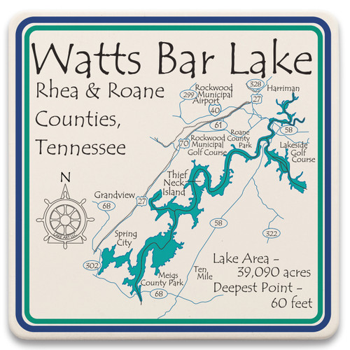 Watts Bar Lake LakeArt