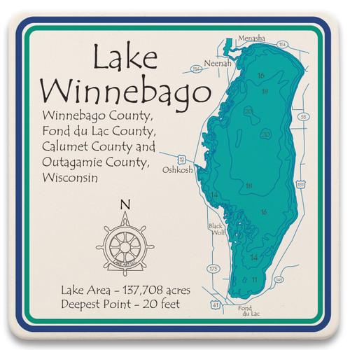 Lake Winnebago LakeArt