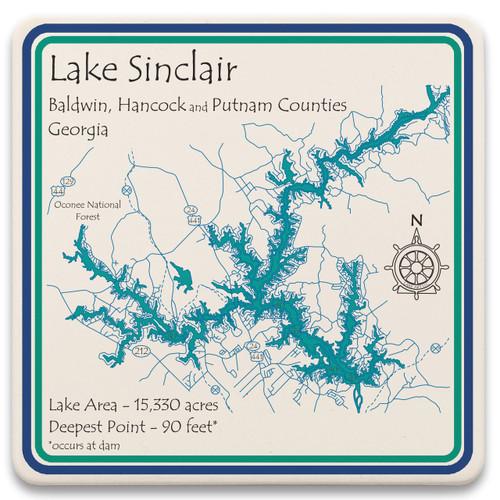 Lake Sinclair LakeArt