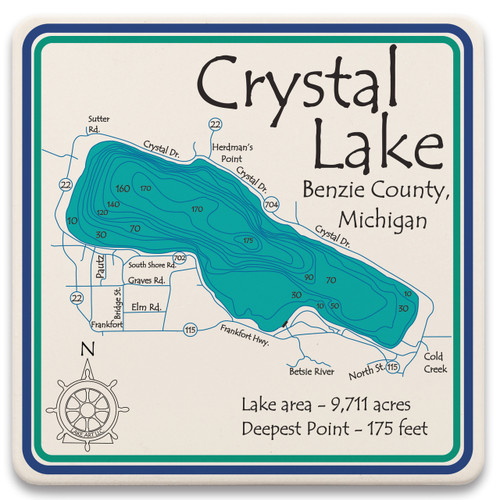Crystal Lake LakeArt