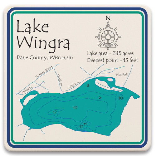 Lake Wingra LakeArt