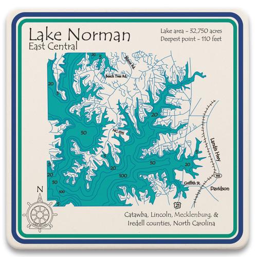 East Central Lake Norman LakeArt