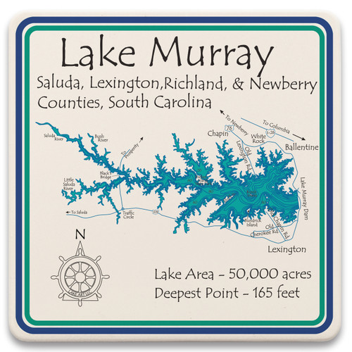 Lake Murray LakeArt