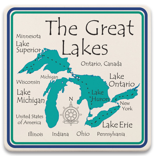 Great Lakes  LakeArt