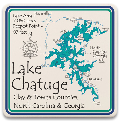 Chatuge Lake LakeArt
