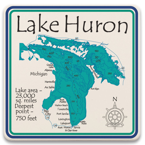Lake Huron LakeArt