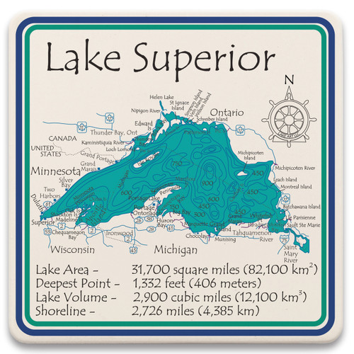 Lake Superior LakeArt
