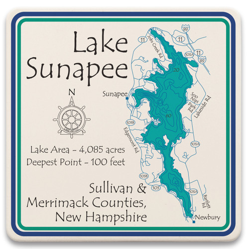 Lake Sunapee LakeArt