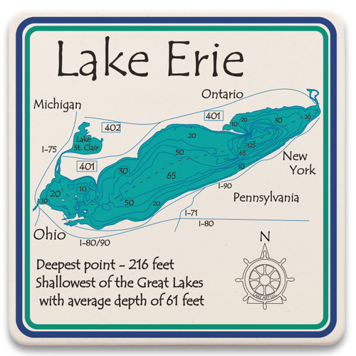 Lake Erie LakeArt