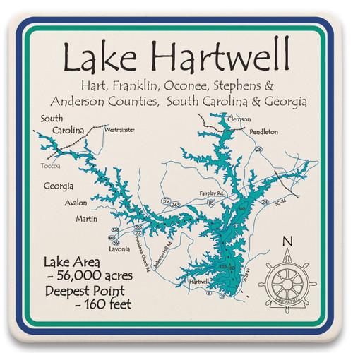 Lake Hartwell LakeArt