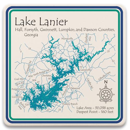 Lanier Lake LakeArt