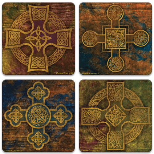 Celtic Crosses I