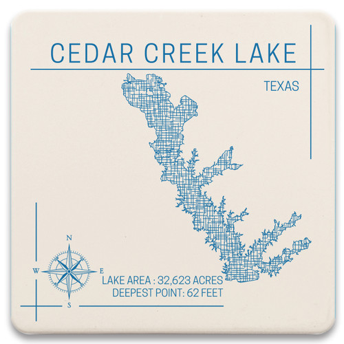 Cedar Creek Lake North Cove