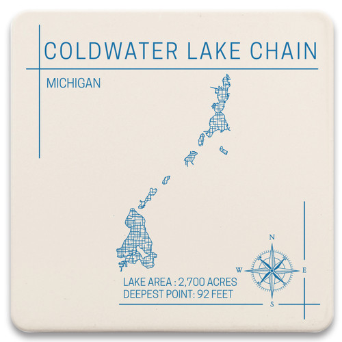 Coldwater Lake Chain North Cove