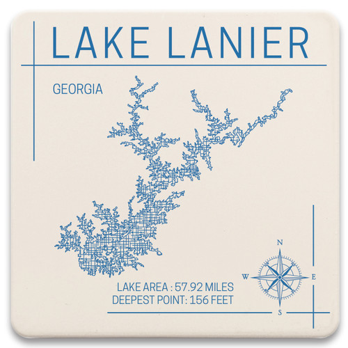 Lanier Lake North Cove