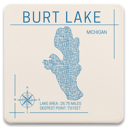 Burt Lake North Cove