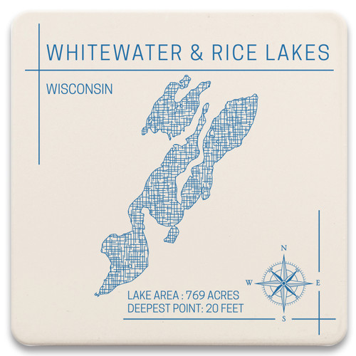 Whitewater & Rice Lakes North Cove