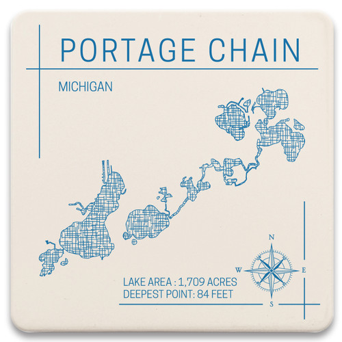 Portage Chain North Cove