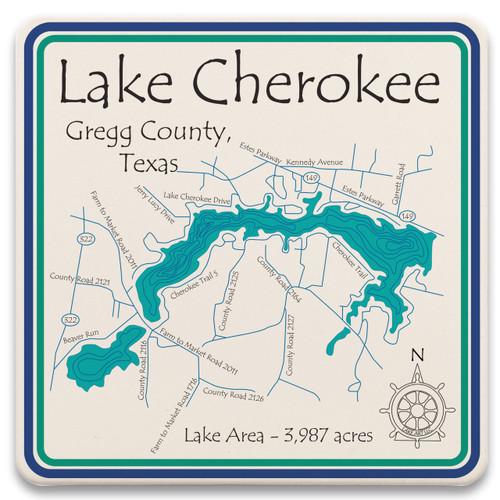 Lake Cherokee LakeArt
