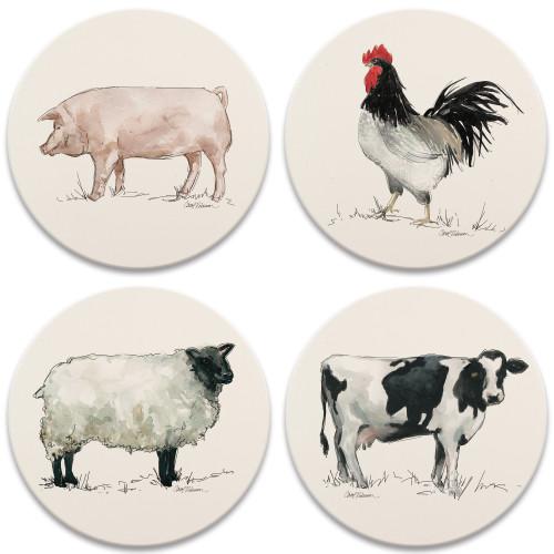Farmhouse Animals