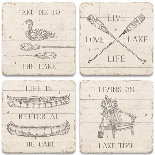 Lake Sketches