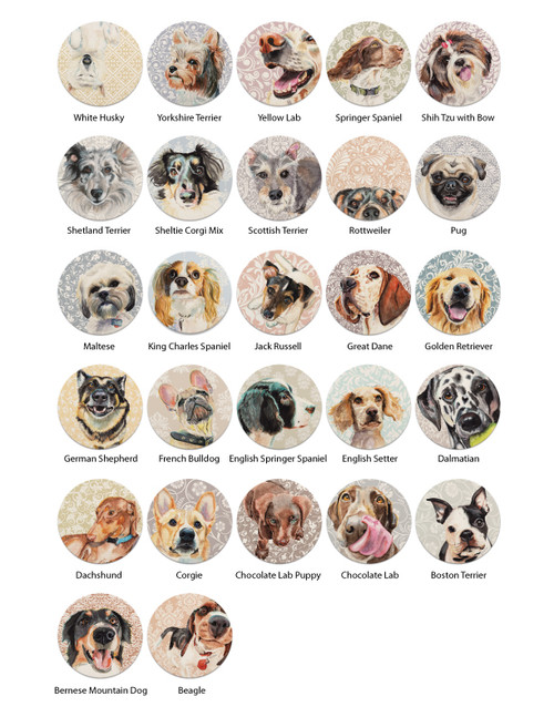 FurKids- Dogs (select your breed)