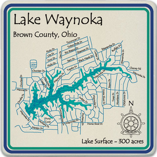 Lake Waynoka LakeArt