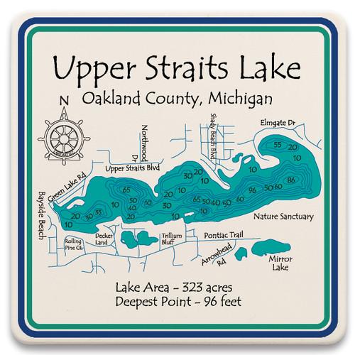 Upper Straits Lake Lake LakeArt