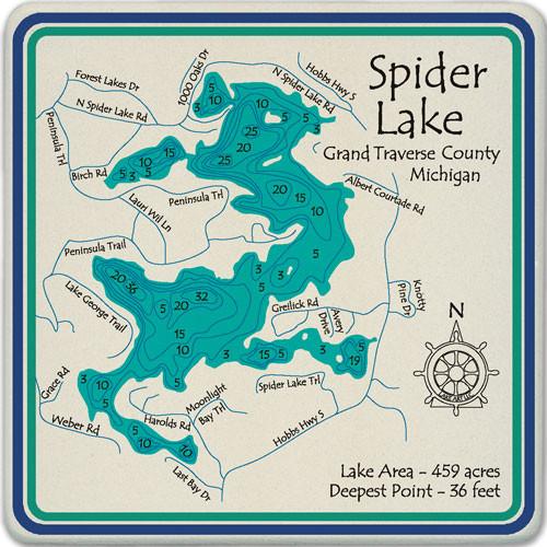 Name Your Own Lake LakeArt