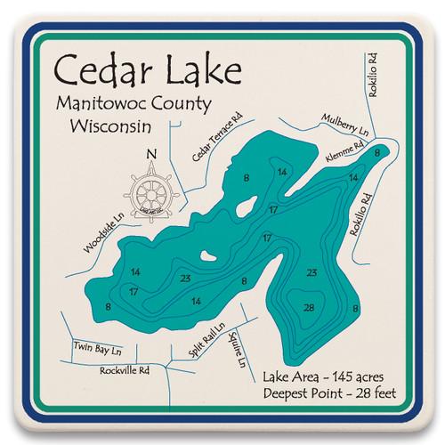 Cedar Lake LakeArt
