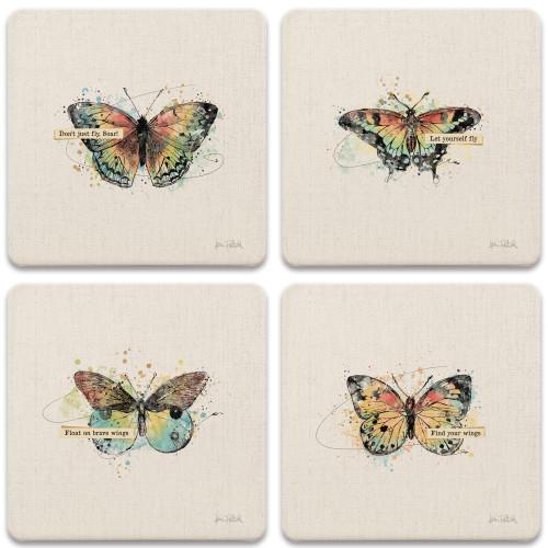 Thoughtful Butterflies