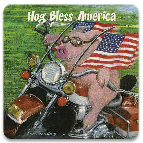 Hog Bless America