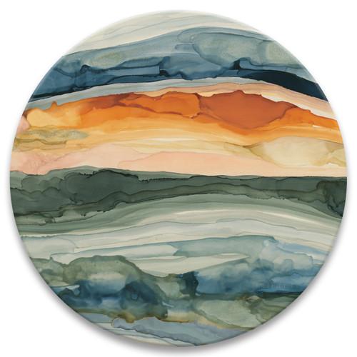 Watercolor Sunrise