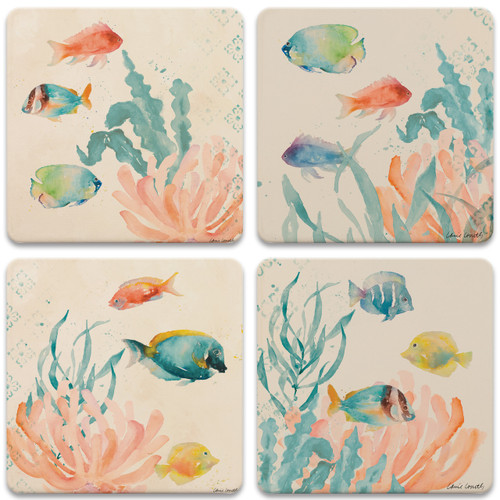 Painterly Fish